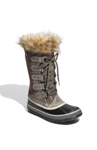 Sorel 'Joan of Arctic' Boots in Shale